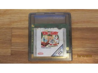 TOM AND JERRY  till Game Boy Color GBC