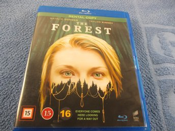 THE FOREST - BLU RAY - SVENSK TEXT