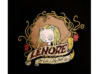 Lenore the cute little dead girl tshirt X-Large - Nyköping - Lenore the cute little dead girl tshirt X-Large - Nyköping