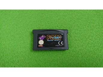 F-zero Maximum Velocity GBA Gameboy Advance
