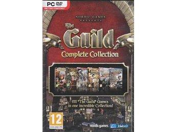 Guild Complete Collection (PC) - Nossebro - Guild Complete Collection (PC) - Nossebro