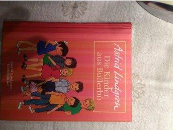 Die kinder aus Bullerbu av Astrid Lindgren OBS på tyska - Enskede - Die kinder aus Bullerbu av Astrid Lindgren OBS på tyska - Enskede