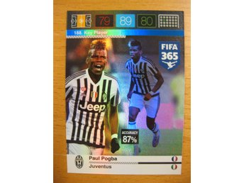 KEY PLAYER - PAUL POGBA - JUVENTUS - ADRENALYN - FIFA 365