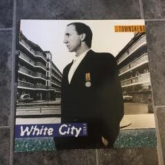 PETE TOWNSEND - WHITE CITY. (MVG LP)