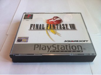 PS/PSone: Final Fantasy VIII (8)