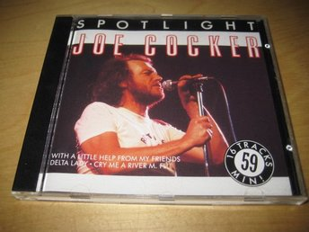 JOE COCKER - S/T.  SPOTLIGHT SONET SPCD-10.