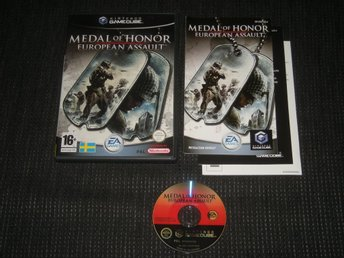GC Medal of Honor European Assault