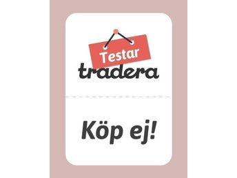 Tradera testar notifications