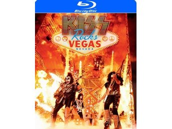 Kiss: Rocks Vegas (Live at Hard Rock 2014) (Blu-ray)