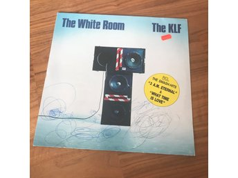 KLF- The White Room LP