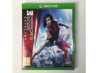 Spel, Till XBOX One, Mirror's Edge Catalyst
