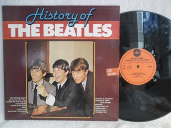 BEATLES - HISTORY OF THE BEATLES - MA 161285