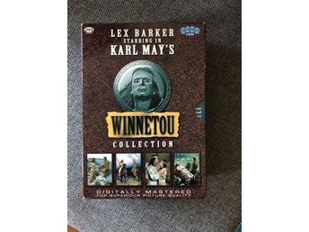 Winnetou Collection by Karl May`s