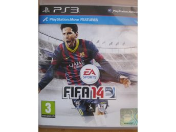 SPEL Playstation 3 PS3 - SPELPS3 - Fotboll FIFA 14