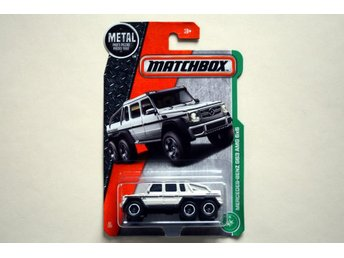 Matchbox - Mercedes Benz G63 AMG 6X6