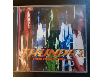 Thunder (3) ?– The Best Of Thunder - Their Finest Hour (And A Bit)