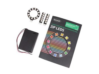 Kitronik ZIP LEDs Add-On Pack for Inventor's Kit for micro:bit