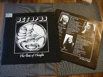 OCTOPUS - THE BOAT OF THOUGHTS        KRAUTROCK LP