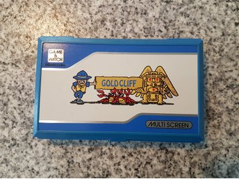 Nintendo Game & Watch Multiscreen Goldcliff