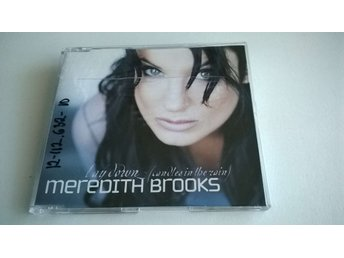 Meredith Brooks ‎- Lay Down (Candles In The Rain), single CD