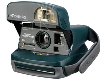 Polaroid  600 Camera 90s style refurbished Set