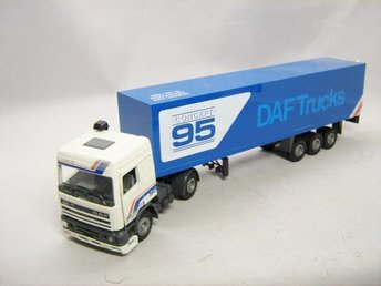 DAF FT95 350ATi ´The Nordic Day -87 Tekno Holland Skala 1;50