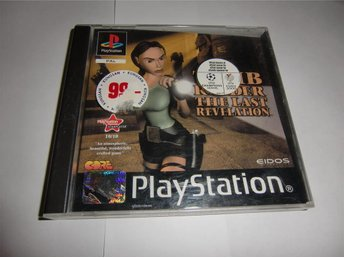 Tomb Raider the last revelation