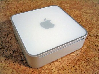 Macmini- perfekt tv dator, 1,66GHz Intel core Due, 2gb ram, 500GB HDD