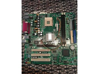Moderkort MS-6541 socket mPGA 478B (Intel) inkl panel #2