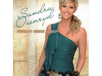 Sandra Oxenryd - Through My Window - 2006 - CD