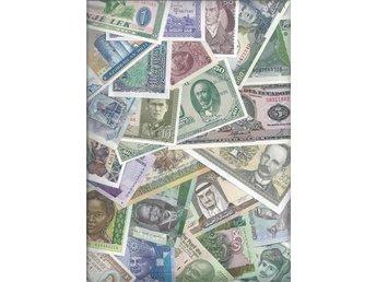 100 Olika sedlar från 100 olika länder - Kosta - 100 Olika sedlar från 100 olika länder - Kosta