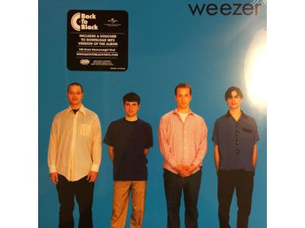 WEEZER - S/T SAME 180G LP + DOWNLOAD NY