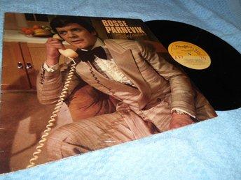 Bosse Parnevik - Telefonlur (LP) Humor EX/VG - Göteborg - Bosse Parnevik - Telefonlur (LP) Humor EX/VG - Göteborg