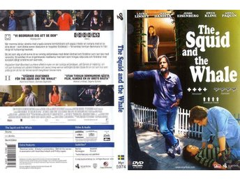 The Squid And The Whale – 2005 – Laura Linney, Jeff Daniels, Anna Paquin - Malmö - The Squid And The Whale – 2005 – Laura Linney, Jeff Daniels, Anna Paquin - Malmö