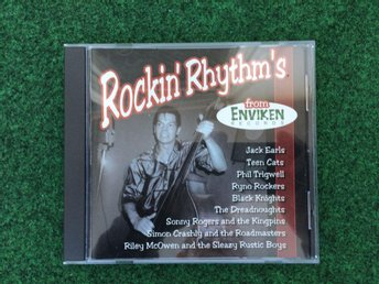ROCKIN RHYTHMS from Envikens Records