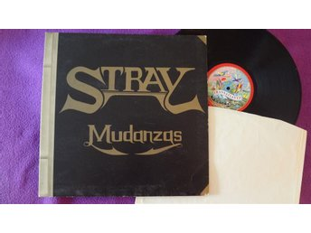 "Stray ""Mudanzas"" LP UK 1973"
