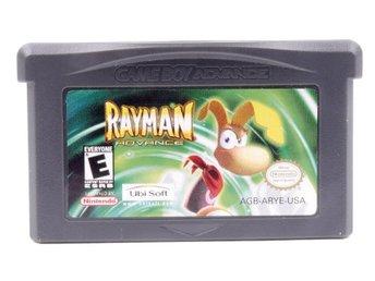 Rayman Advance - Game Boy Advance - Helsinki - Rayman Advance - Game Boy Advance - Helsinki