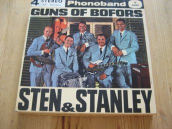 Sten & Stanley guns of Bofors
