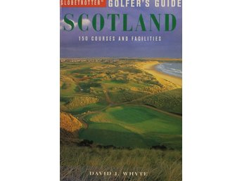 Golfer´s guide, Scotland, David J Whyte (Eng)
