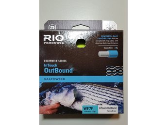 Helt ny !  Rio Intouch Outbound WF7 Float Saltwater