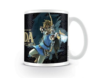 Zelda mugg - Breath of the Wild