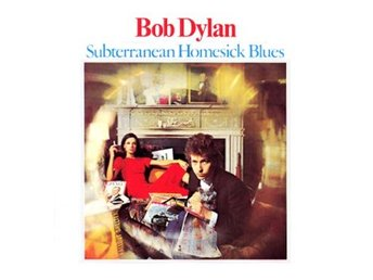 Dylan Bob: Subterranean homesick blues 1965 (CD)