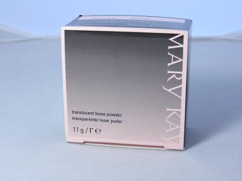 MARY KAY. Translucent loose powder, 11g...NEW....exp: 2020 year