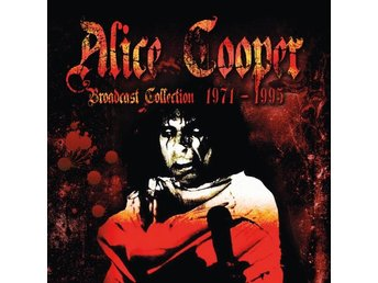 Cooper Alice: Broadcast collection 1971-95 (8 CD)