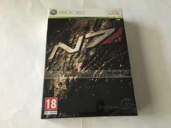 Xbox 360: Mass Effect 2: Collector's Edition (PAL/Nytt/Svensksålt)