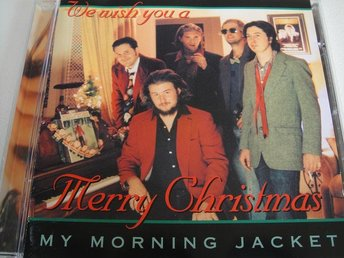 MY MORNING JACKET We wish you a merry christmas CD MAXI NYSKICK!!!