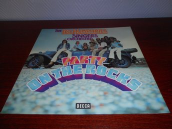 Les Humphries Singers - Party On The Rocks (LP) EX/VG+
