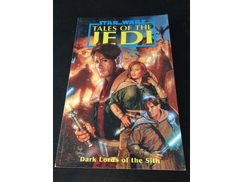 Star wars Tales of the Jedi - Dark lords of the sith