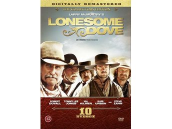 Lonesome dove / Limited collection (10 DVD)