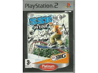 SSX On Tour   - PS2 spel